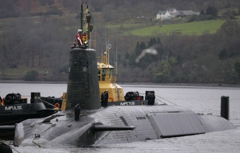 May criticised for handling of Trident test malfunction report