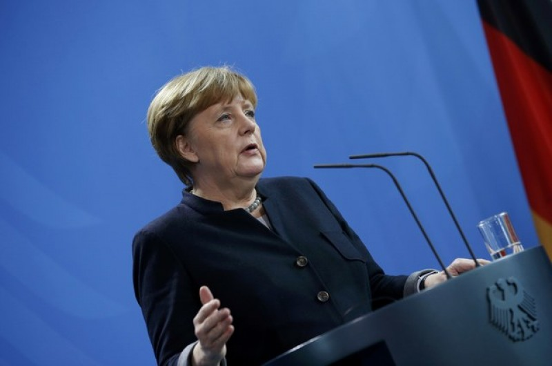 Merkel says populism won't solve world's problems