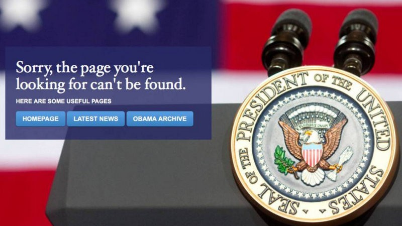 Former Spanish President condemns removal of Spanish from White House website