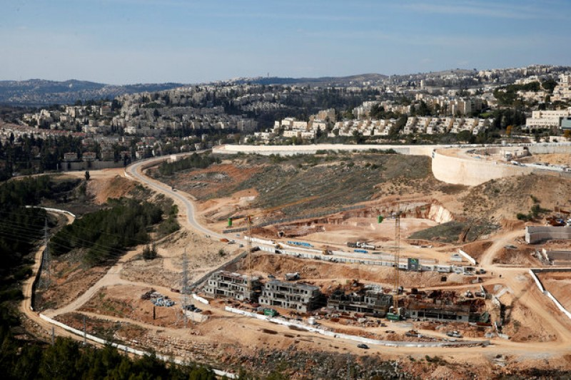 Israel announces plans for 2,500 new settlement homes