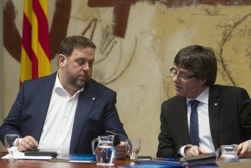 Catalunya independence referendum could be brought forward
