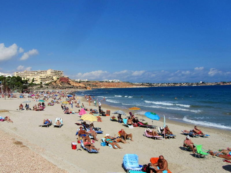 British visitors propel tourist spending figures in Spain to record high