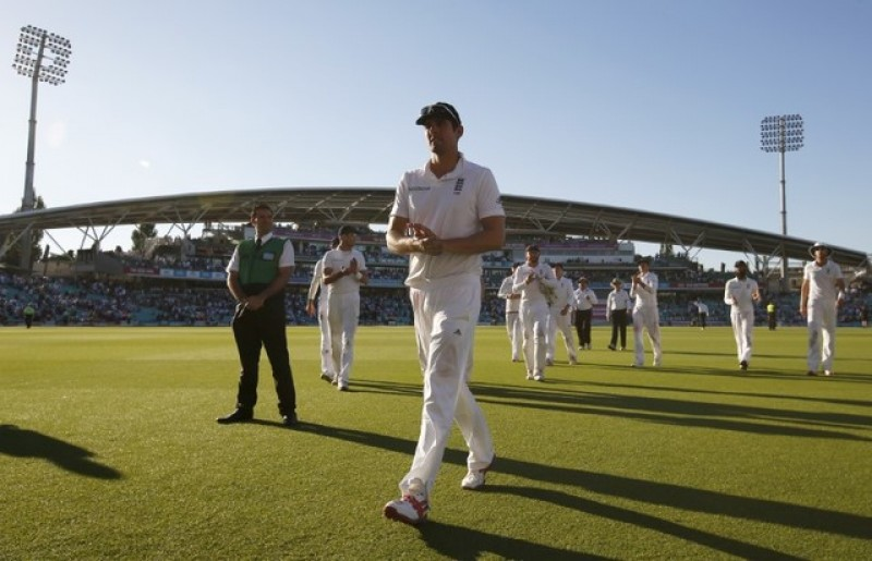 Cook steps down as England test captain