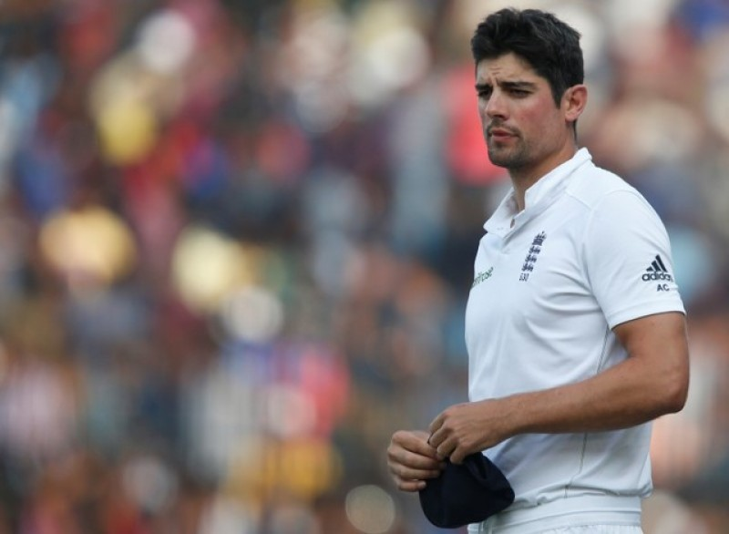 Cook 'drained' by England captain job, says Strauss