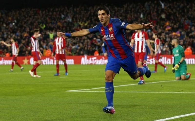Barca appeal Suarez suspension from Cup final