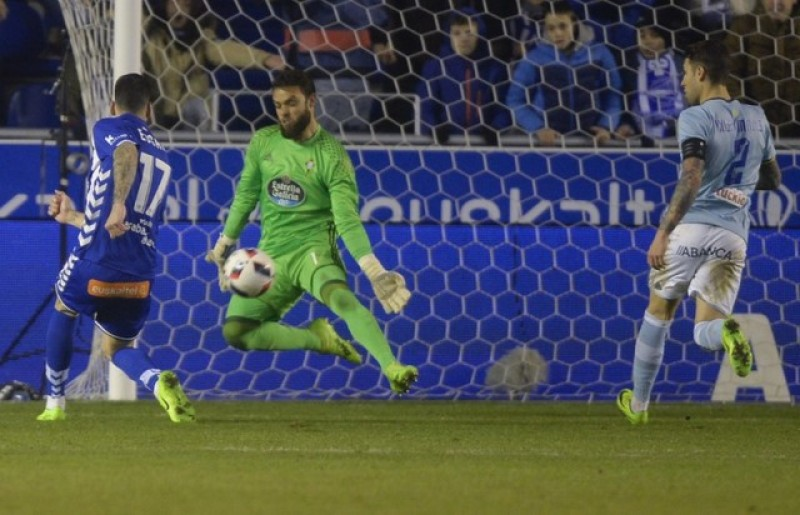 Alaves see off Celta to reach first domestic Cup final