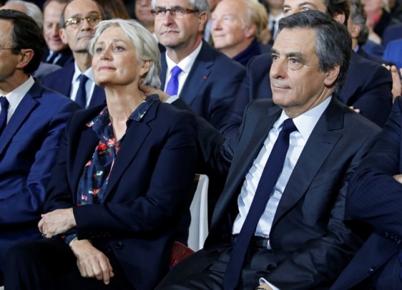 France's Fillon asks financial prosecutor to drop fake work inquiry