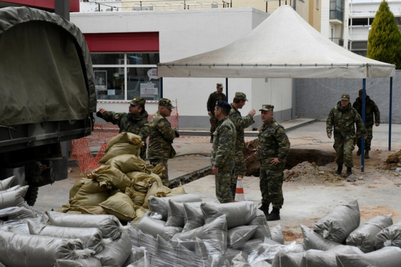 World War Two bomb forces massive evacuation in Greece