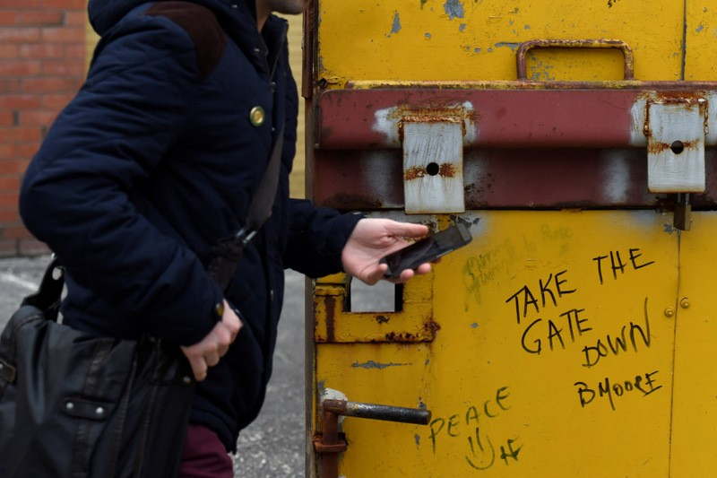 Northern Ireland's peace generation frozen out by politics of war