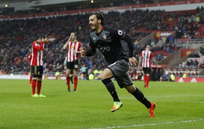Gabbiadini settling in well at Southampton