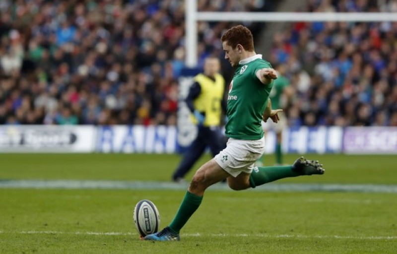 Schmidt delights at flyhalf selection dilemma for Ireland