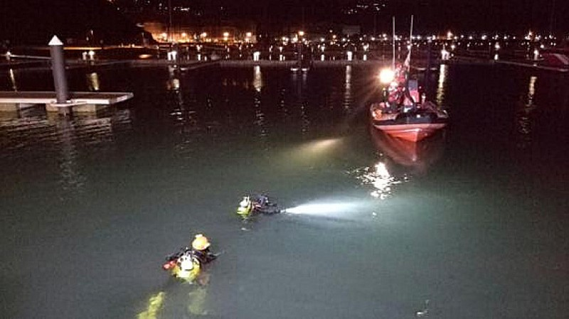 Two dead as car plunges into Cantabria marina