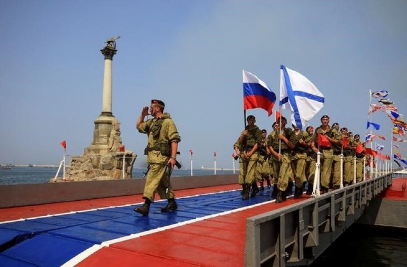Russian foreign ministry says Crimea will not be returned to Ukraine