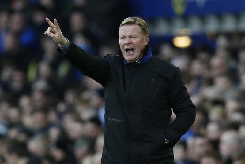 Koeman urges Everton youngsters to follow Lookman example