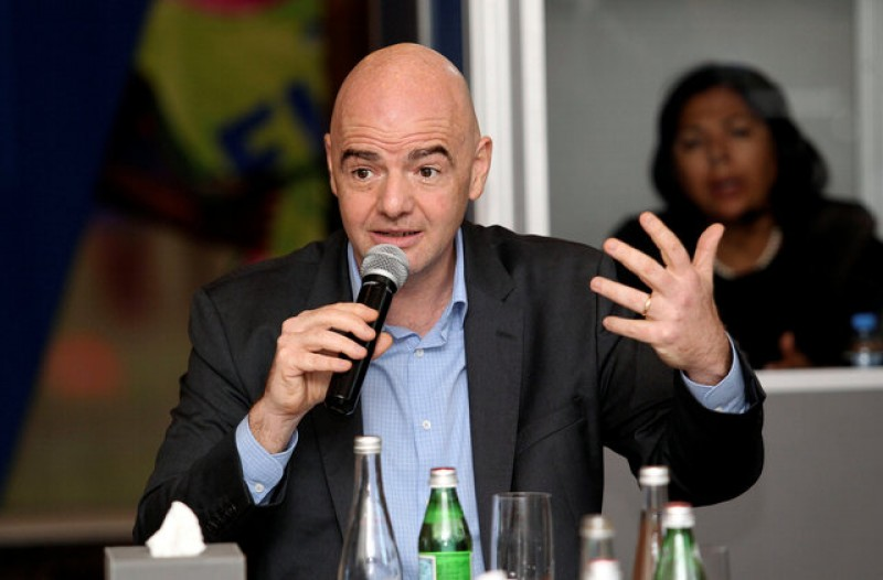 FIFA to encourage co-hosting for 2026 World Cup