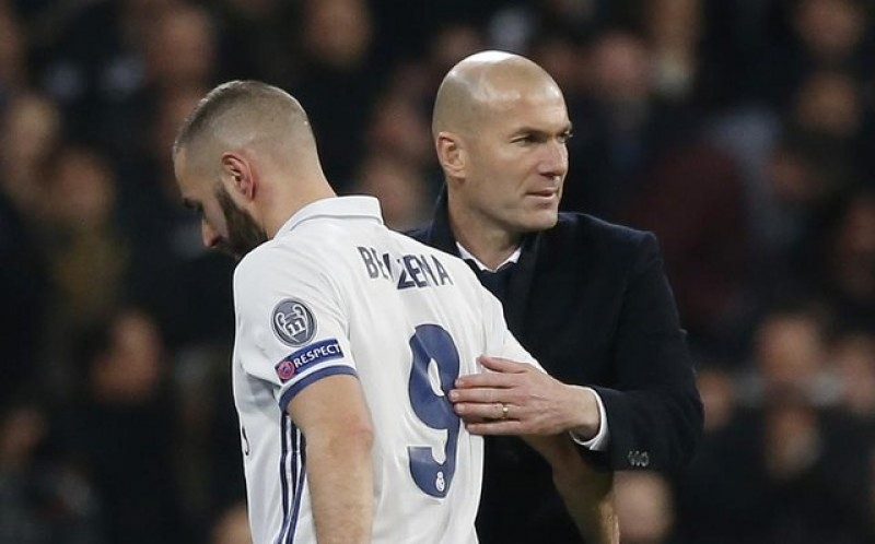 Real Madrid's Benzema silences his critics