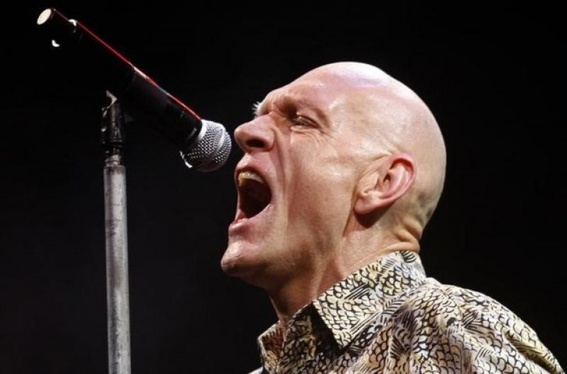 Australian rock band Midnight Oil to play first world tour in 20 years