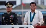 Philippine army creating task force to chase big drug syndicates