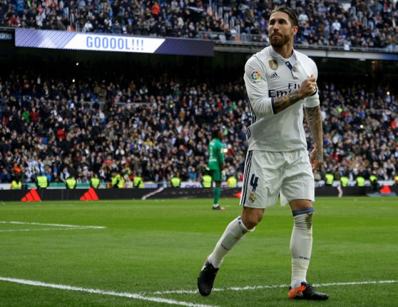 Real Madrid expect Ramos boost for Valencia game on Wednesday