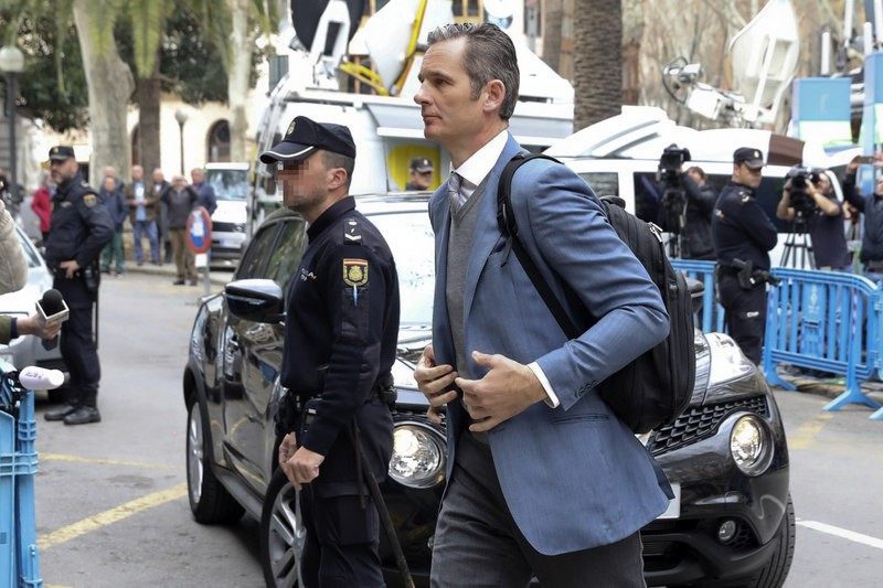 The brother-in-law of Felipe VI escapes immediate imprisonment