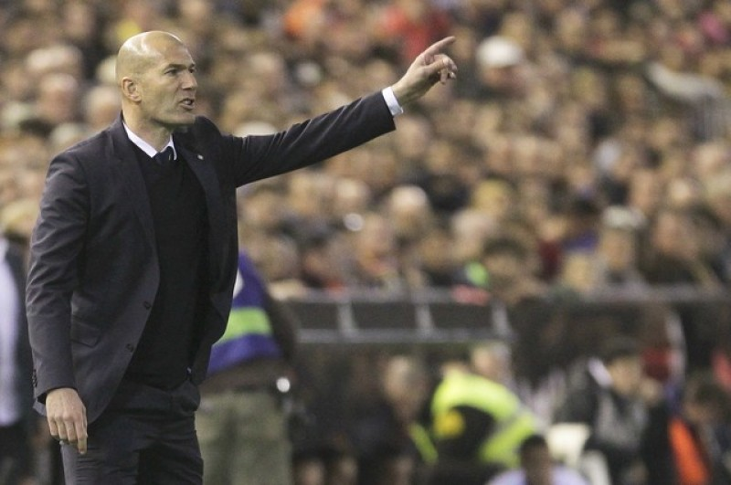 Zidane warns Real to be wary of 'game of the year' for opponents