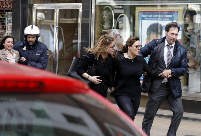 Gijon Euromillions bank robber arrested after holding nine hostages