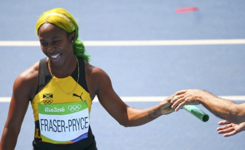 Fraser-Pryce announces pregnancy, to miss world champs