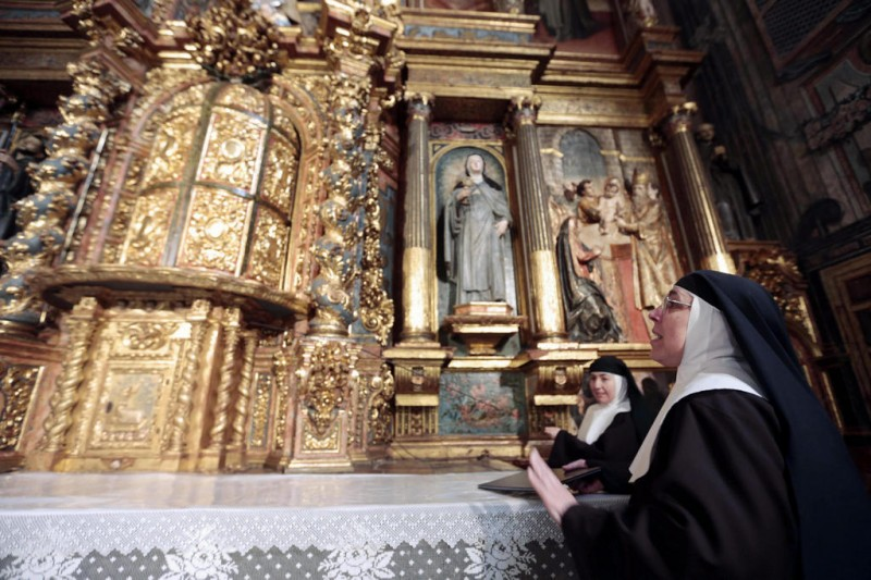 Historic Granada convent restoration project complete after 8 years