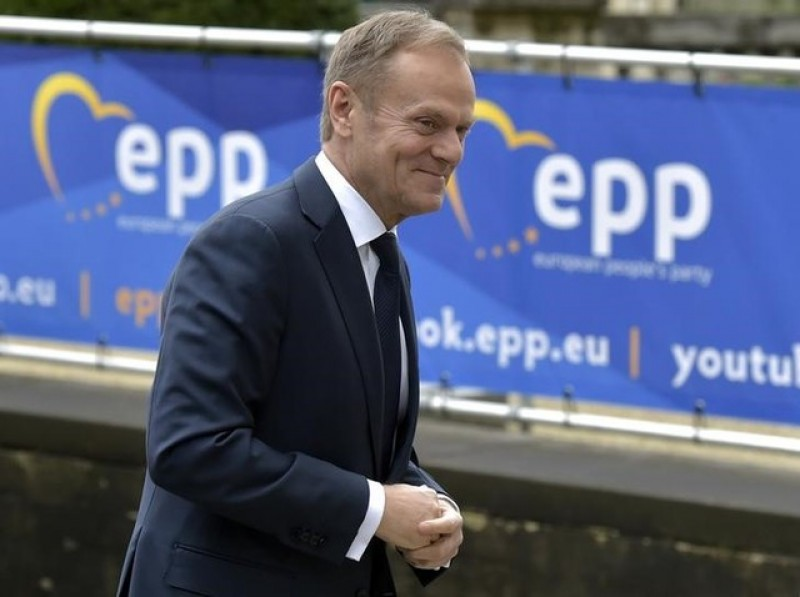 EU snubs Poland by keeping Tusk in top post