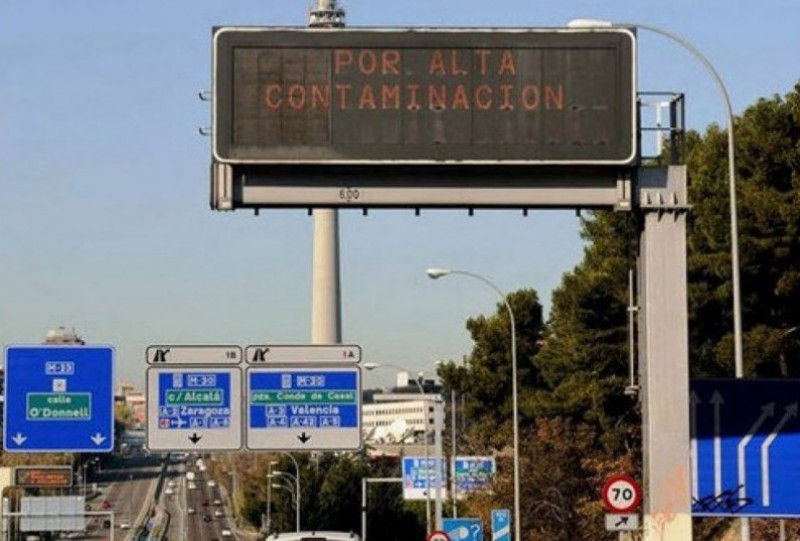 Madrid Town Hall to implement permanent motorway speed limit reductions