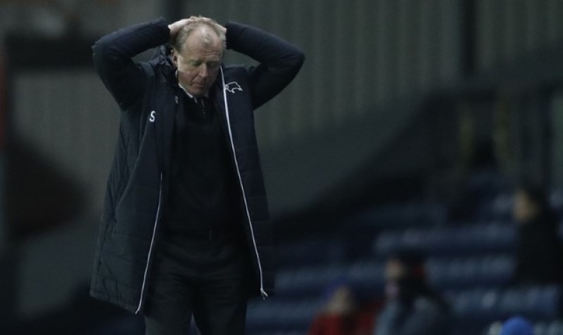 McClaren sacked as Derby manager for second time