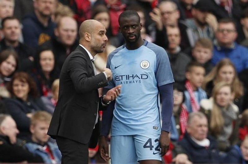 Toure insists City will maintain positive approach