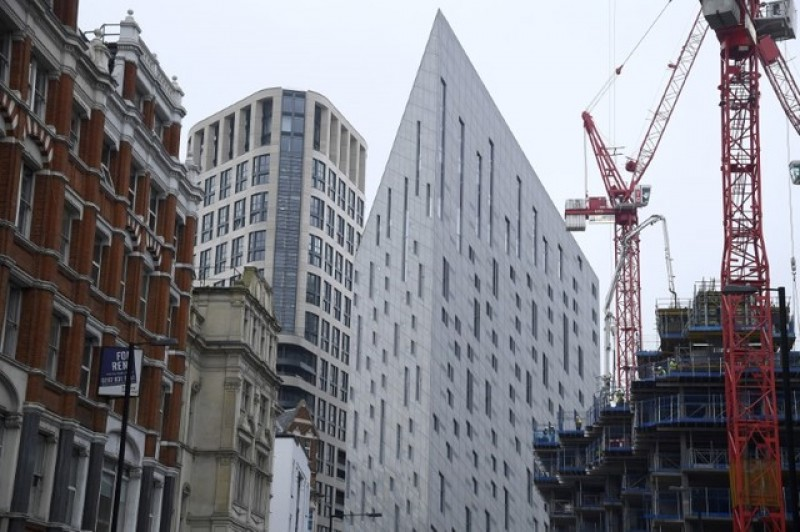 UK's construction industry risks losing 200,000 EU workers