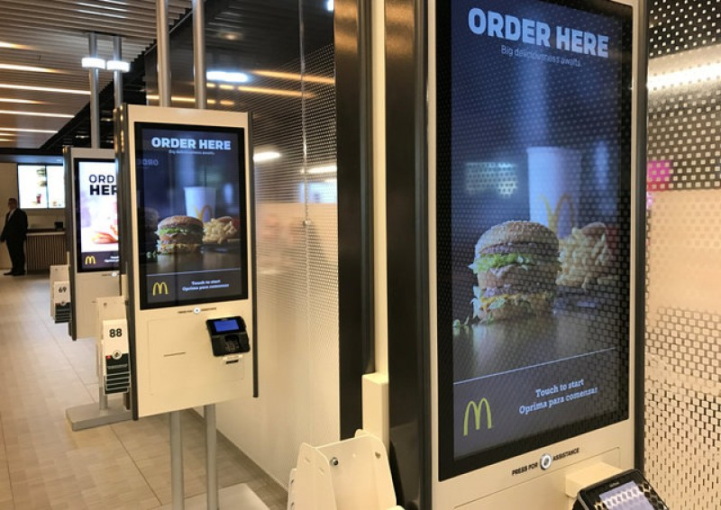 McDonald's, late to mobile ordering, seeks to avoid pitfalls