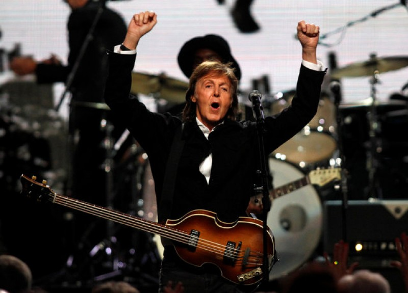 Paul McCartney should wait to get back Beatles songs, Sony/ATV says