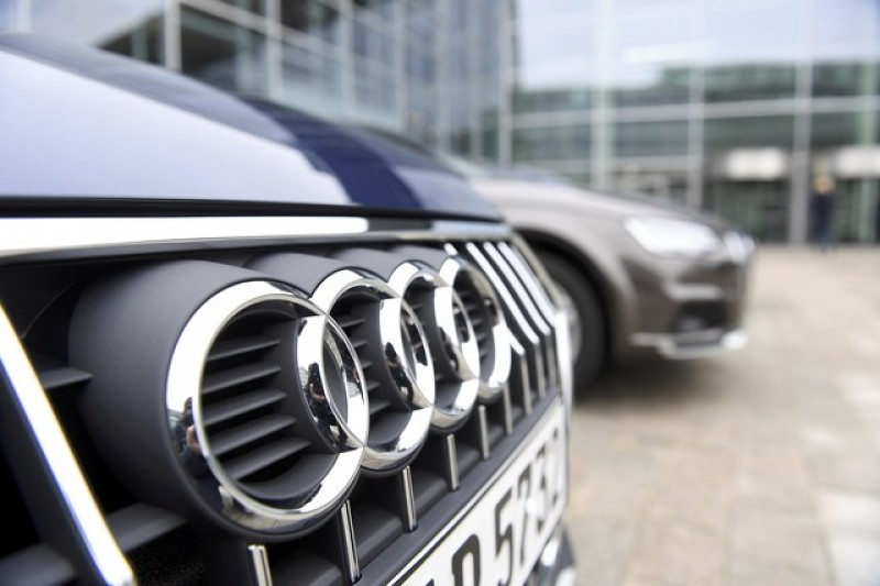 German prosecutors searching Audi offices in Germany