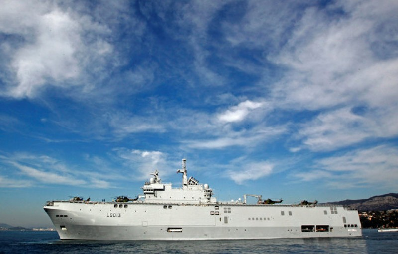 French carrier to lead joint amphibious Pacific drill in show of force aimed at China