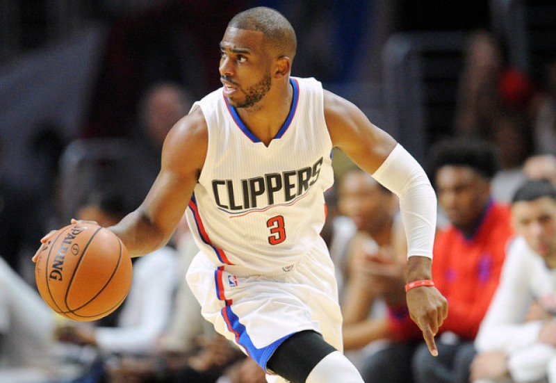 NBA's Chris Paul and other celebrity athletes, invest for an impact