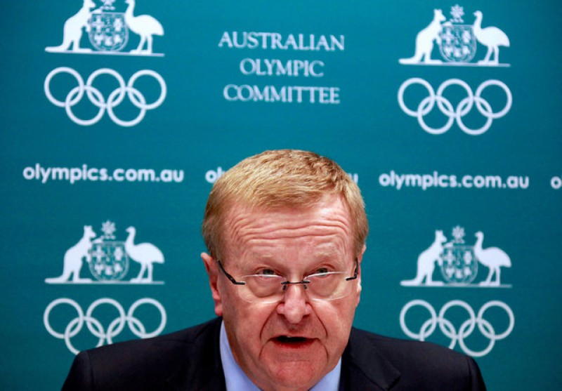 Olympics - AOC chief Coates faces rare challenge to role