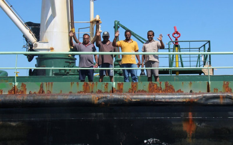 Somali security forces that freed pirated ship say NATO must do more