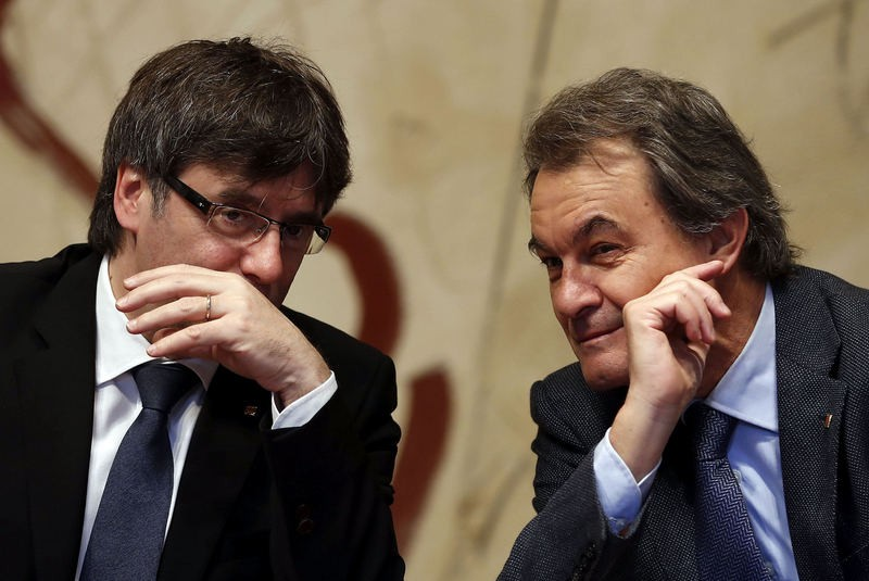 Spanish government rejects Scottish-style referendum in Catalunya