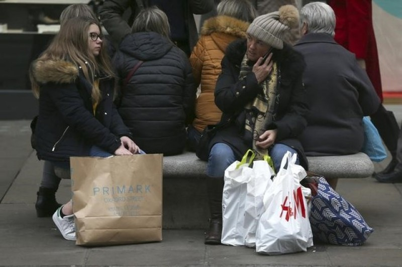 Inflation reaches 2.3 percent, shooting past Bank of England target
