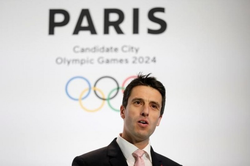 2028 Olympics Games not an option for Paris, says bid chief