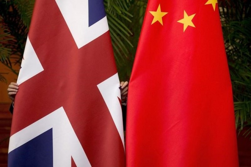 UK wants to be China's leading Western financial partner
