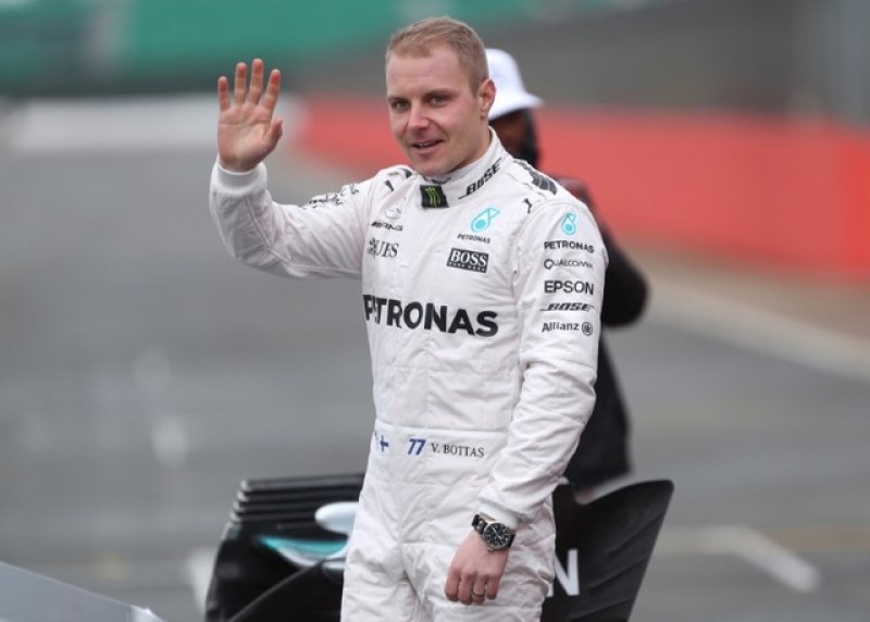 Motor racing - Bottas out to make the most of dream chance at Mercedes
