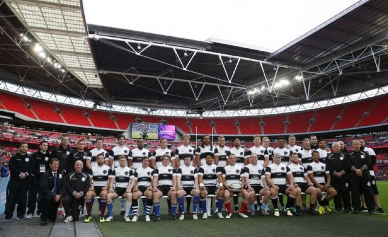 Rugby - All Blacks would have played England, preferred Barbarians