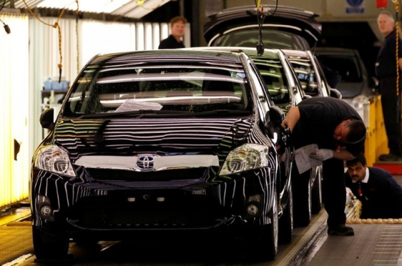 UK car production hit 17-year high in February