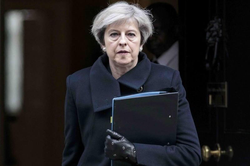 After London attack, PM May demands more action against hate from social media firms