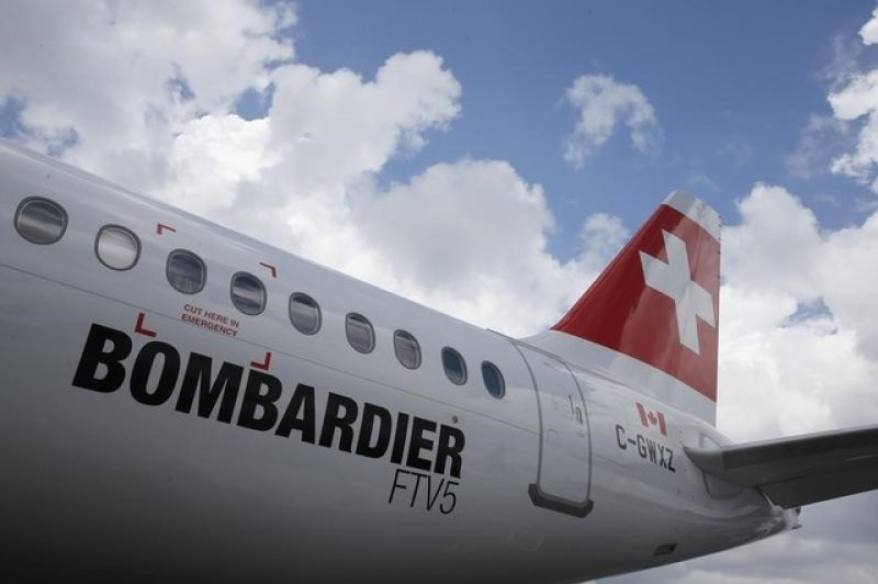 Bombardier's CSeries jet nears approval for London City airport