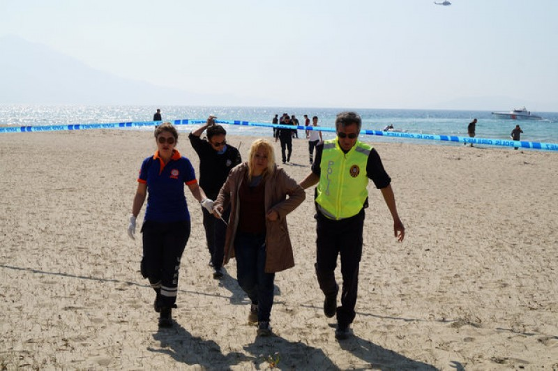 Five children among 11 Syrians killed as boat sinks off Turkey
